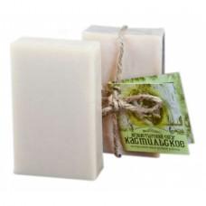Классическое мягкое оливковое мыло «Кастильское»