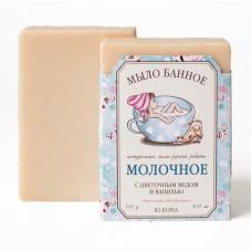 Мыло банное Молочное