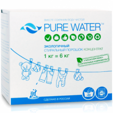 Стиральный порошок Pure Water