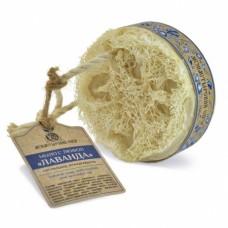 Мыло банное с люфой «Лаванда»