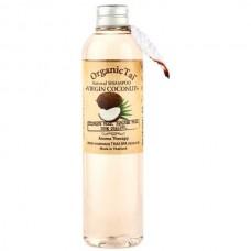Натуральный шампунь для волос «ВИРДЖИН КОКОС»